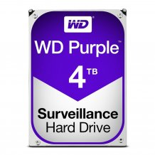 HDD merevlemez 4TB Western Digital Purple 3,5""