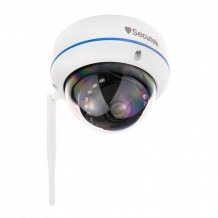 5MP PoE IP dome kamera Secutek SBS-B49WPOE