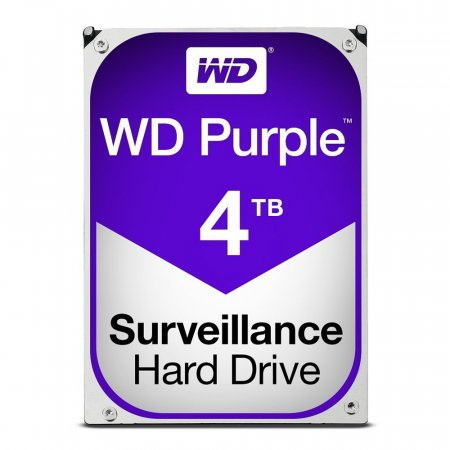 HDD Pevný disk 4TB Western Digital Purple 3,5""